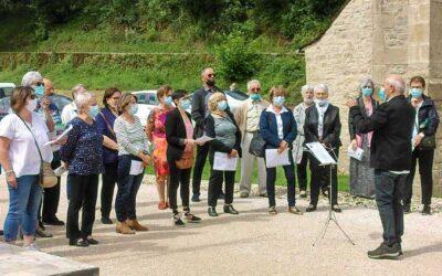 Les ainés de Génération Mouvement ont chanté à La Rouquette