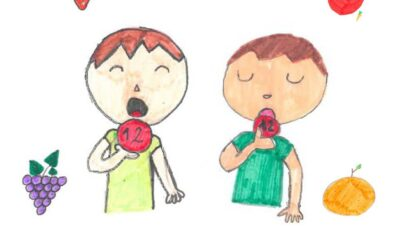 Brochure réalisée par les enfants de l'école de Savignac dans le cadre de l'éco-label